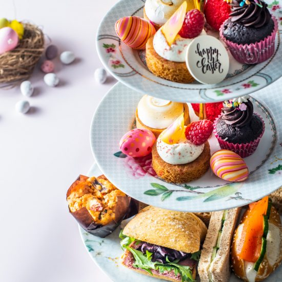 Easter afternoon tea delivery 2