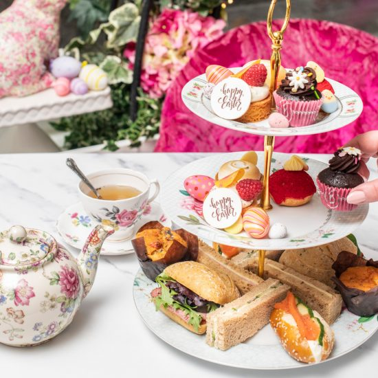 Easter afternoon tea delivery 4