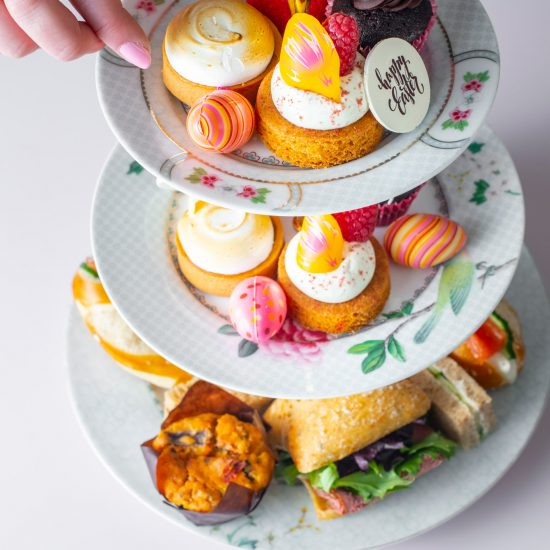 Easter afternoon tea delivery 5