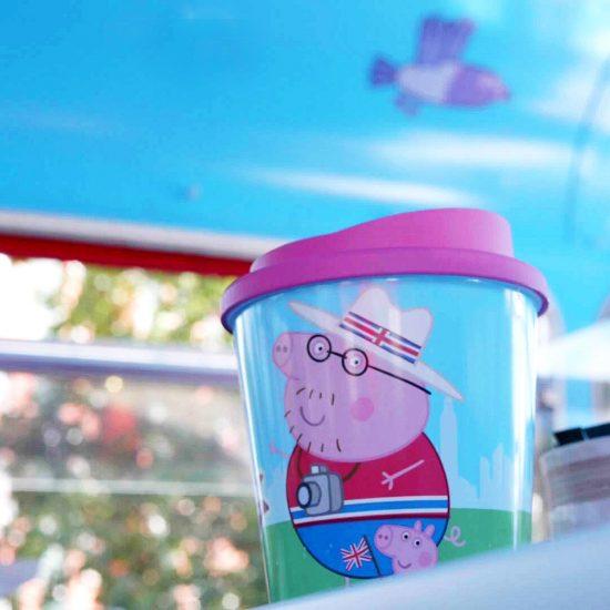 Peppa pig afteroon tea 3