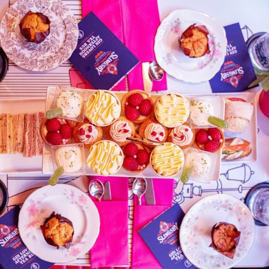 Slingsby gin afternoon tea 10