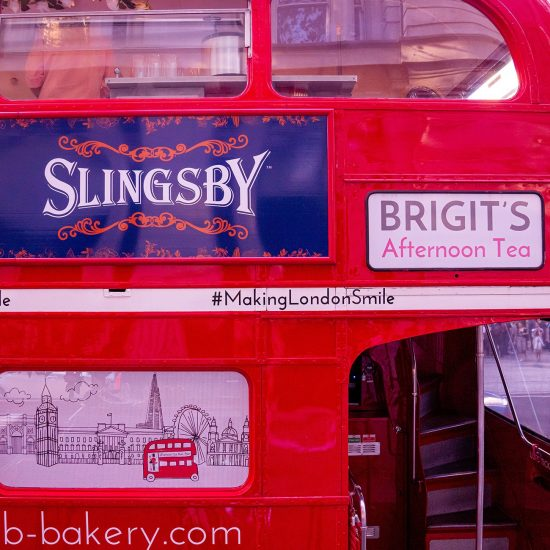 Slingsby gin afternoon tea 2