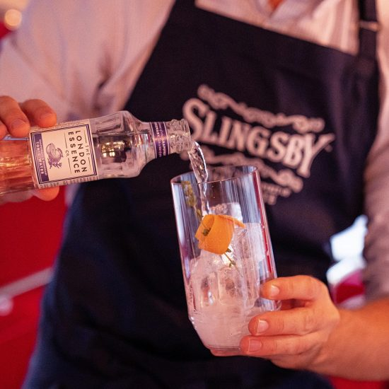 Slingsby gin afternoon tea 3