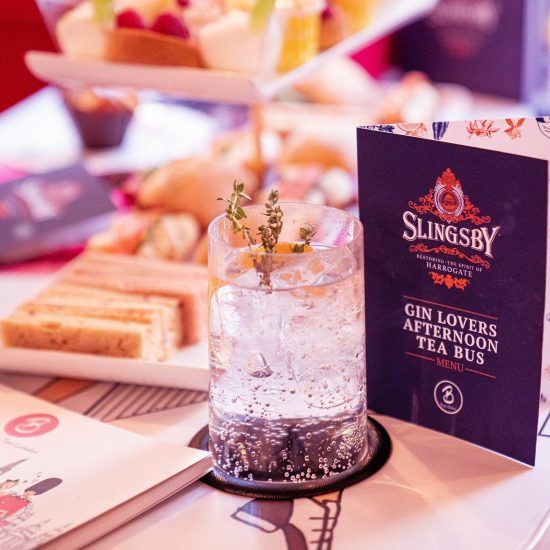 Slingsby gin afternoon tea 9