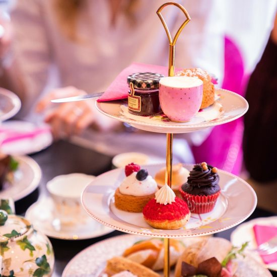 Traditional afternoon tea london 4