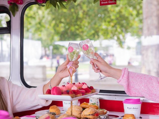 Pink Ribbon Bus Tour 5